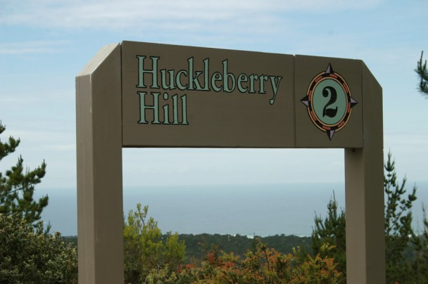 Huckeberry Hill