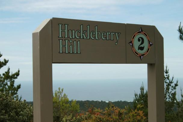 Huckeberry Hill