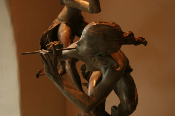 escultura em carmel