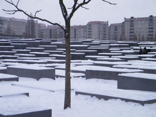 O monumento ao holocausto