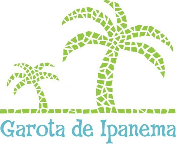 garota de ipanema logo