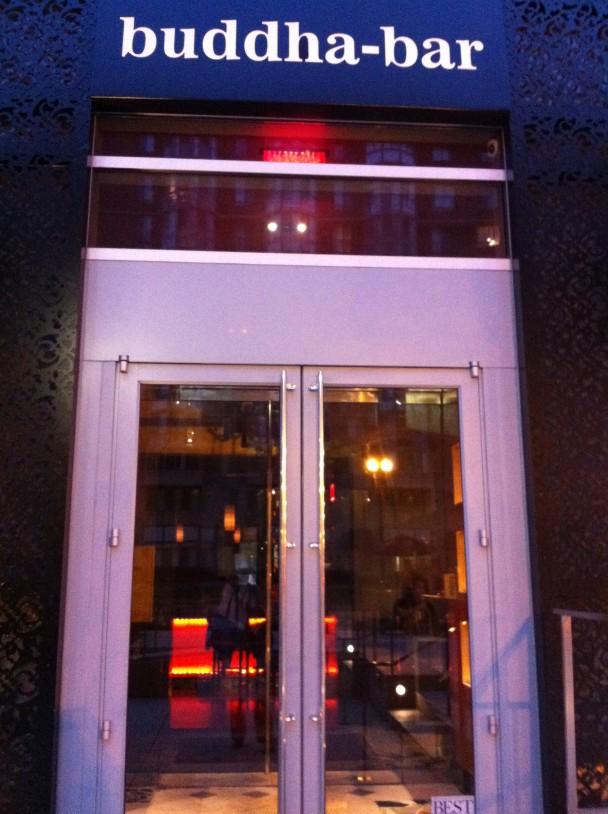 Buddha Bar - a Entrada
