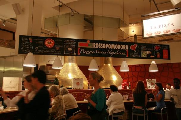 Restaurante de massas