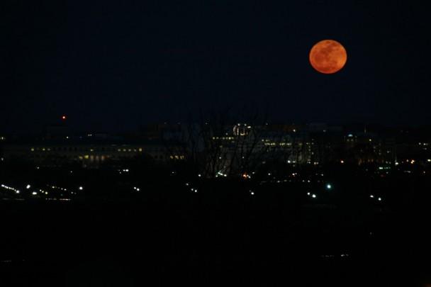 lua abobora
