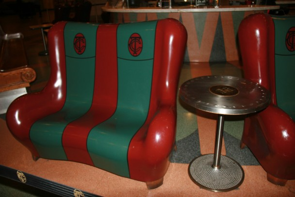 Os sofas