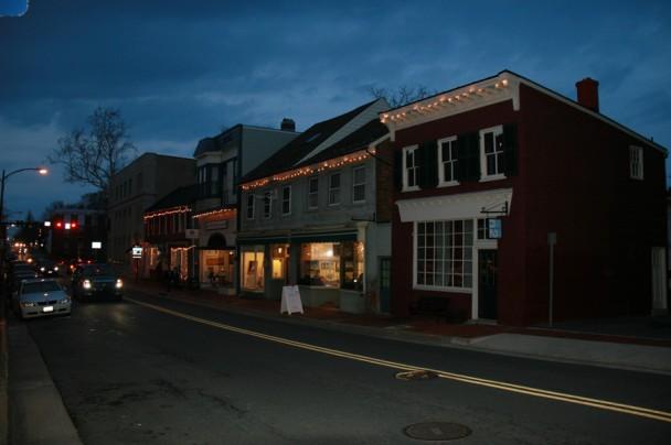 Predios historicos Leesburg