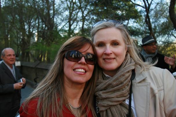 Eu e a Marcie