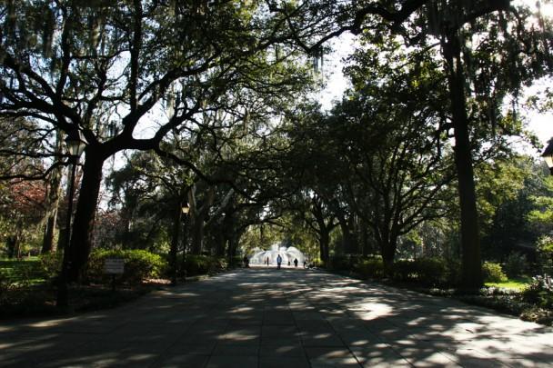forsyth park