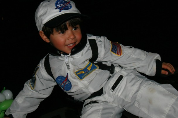 Meu astronauta