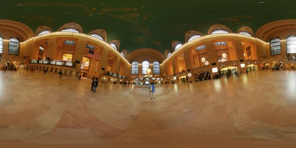 Salao da Grand Central Station