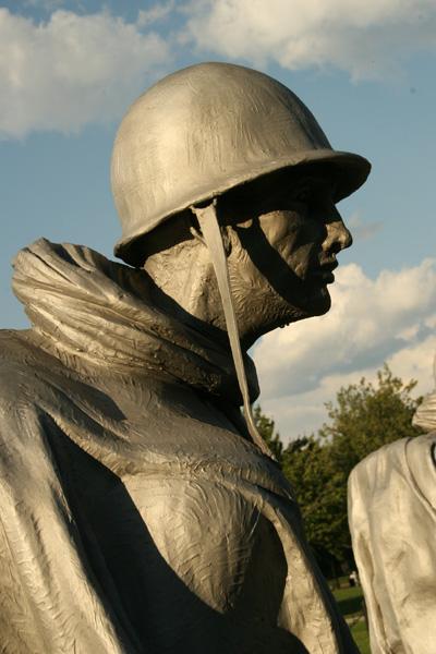 Detalhe das esculturas