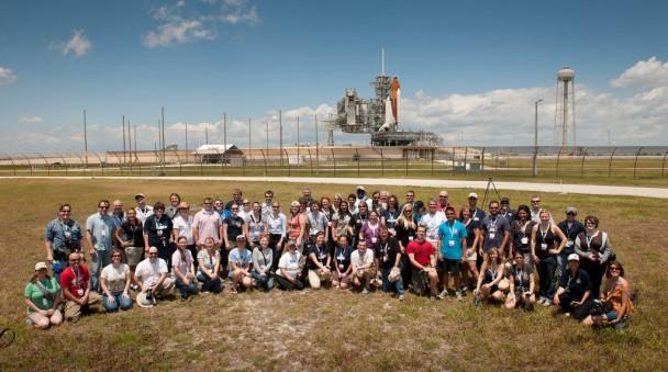 STS-134 Tweetup