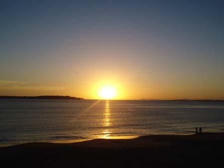 Por do Sol Punta