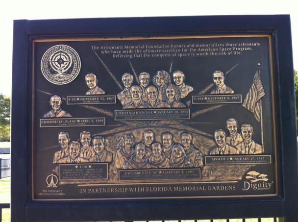 Memorial aos Astronautas