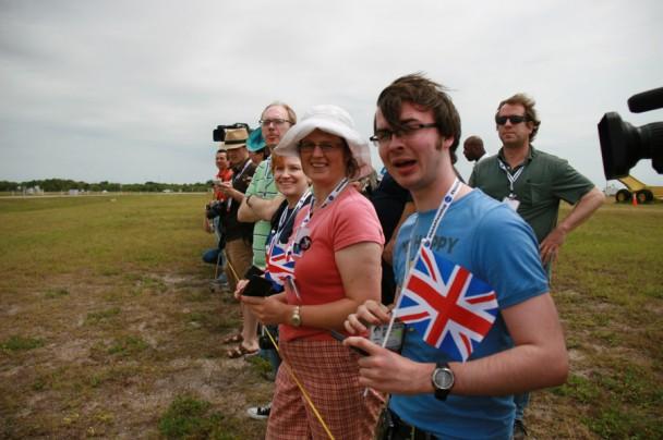Brits alinhados