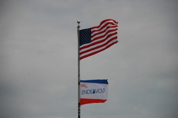 Bandeira da Endeavour