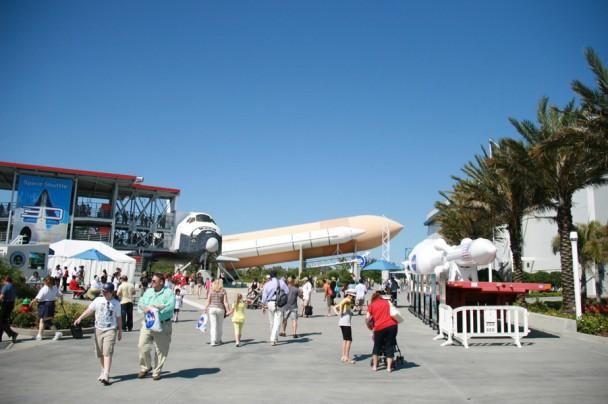 Space Shuttle Plaza