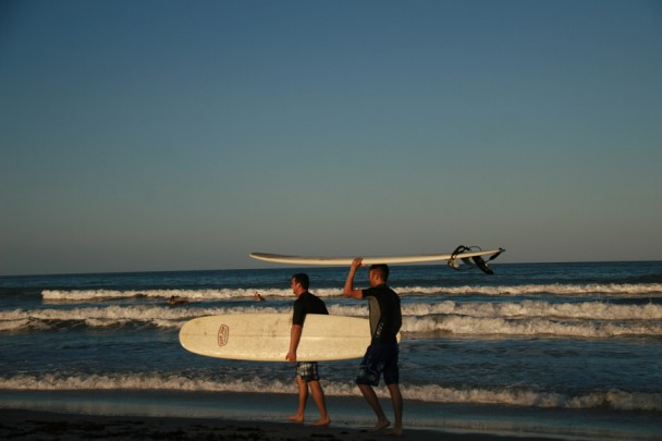 Paraiso dos surfistas