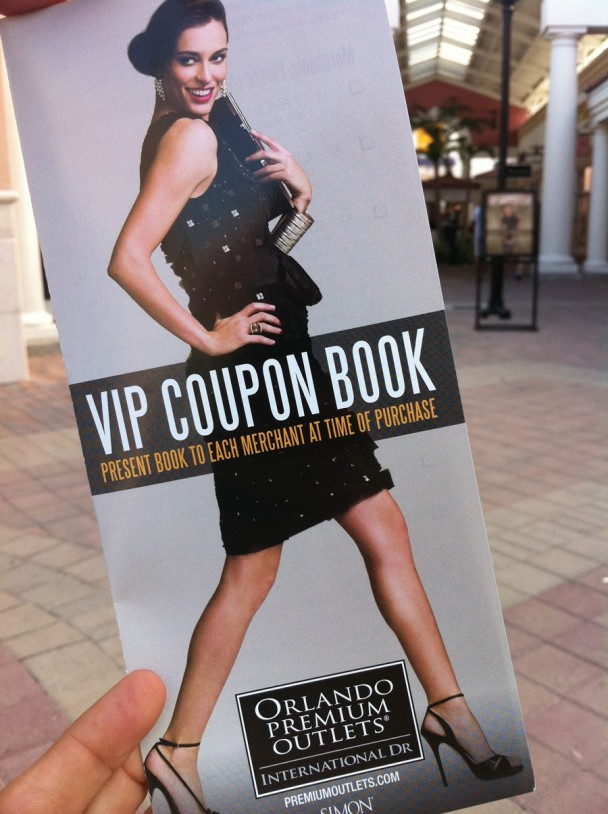 VIP Coupon Book