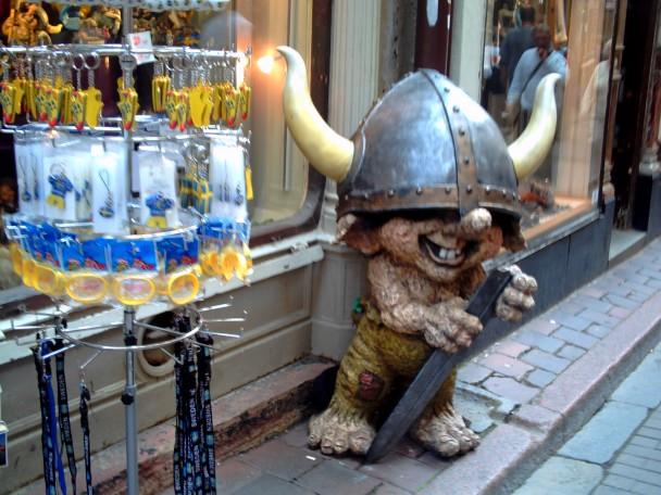 Coisas que a gente só acha na Suécia