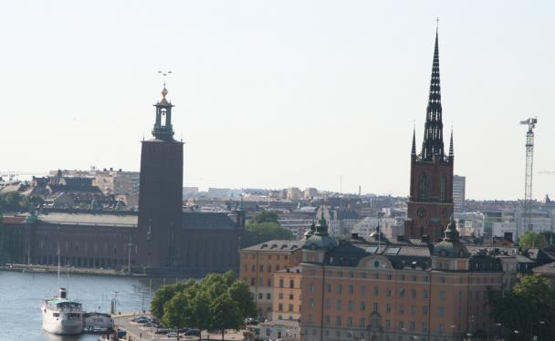 Vista de Södermalm