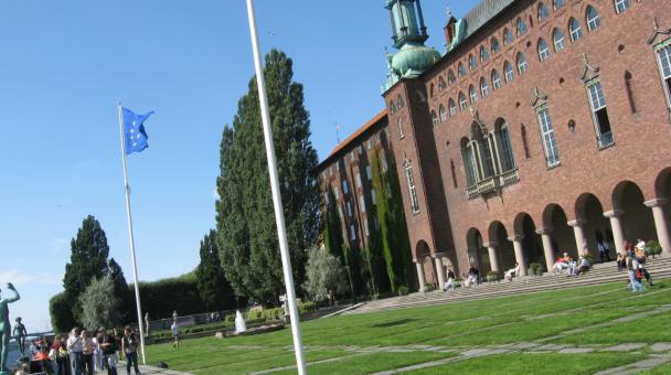 Jardim do Stadhuset