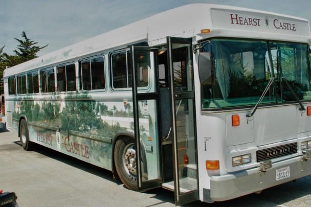 Ônibus para o Castelo