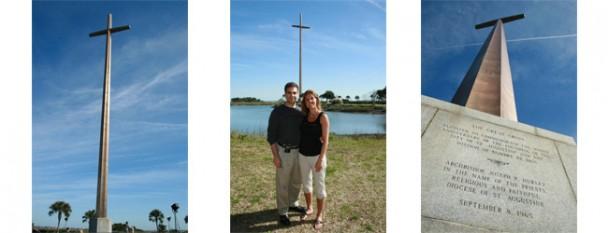 Cruz em St Augustine