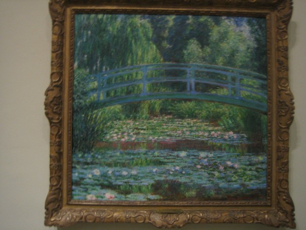japanese Bridge Monet