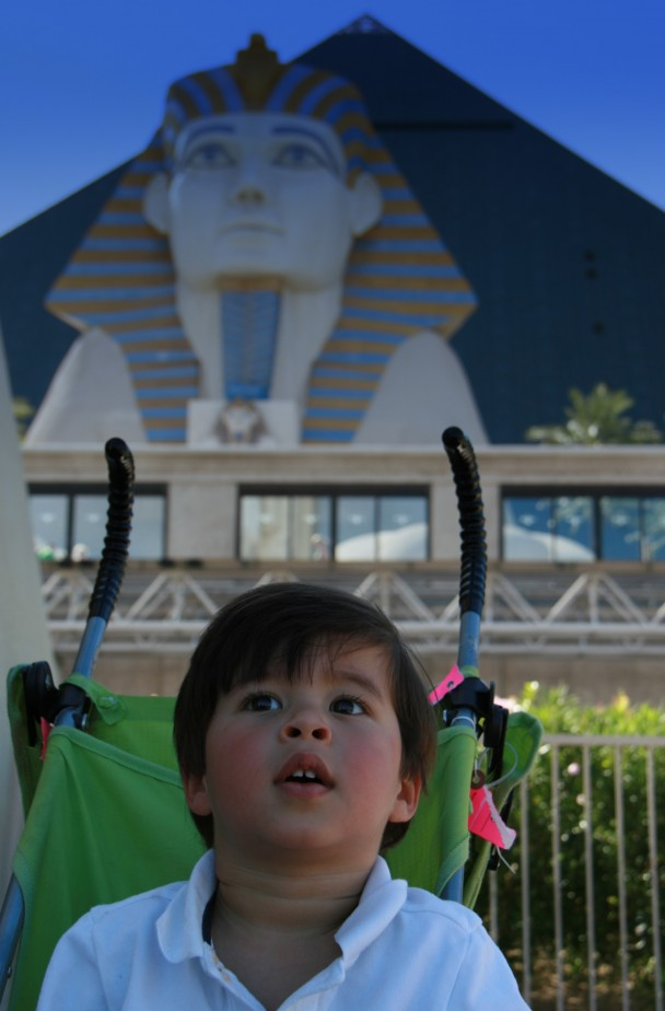 D at luxor