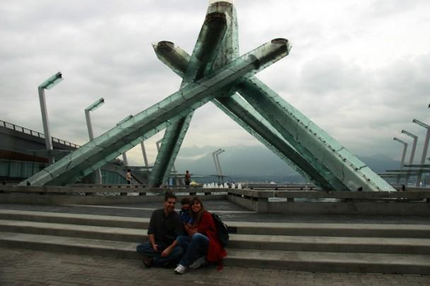 Tocha das Olimpiadas de Inverno