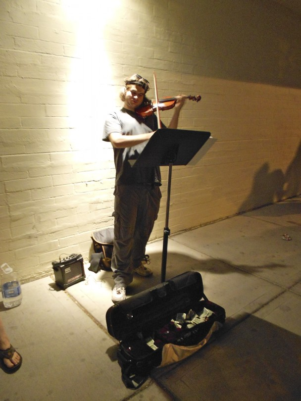 musico na First Friday Night