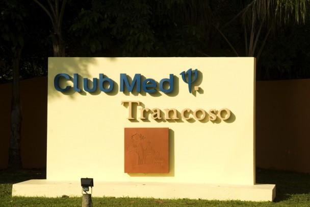 entrada do clubmed