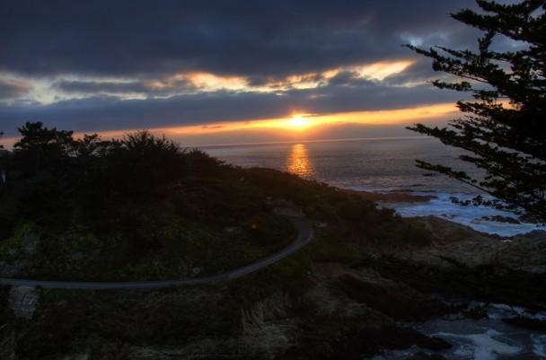 sunsetcarmelbythesea