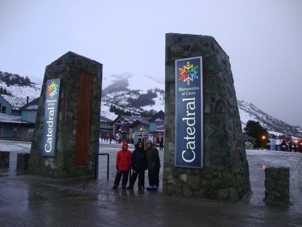 Cerro Catedral - o maior centro de esqui da America do Sul