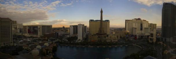 Panorama Vista do Quarto