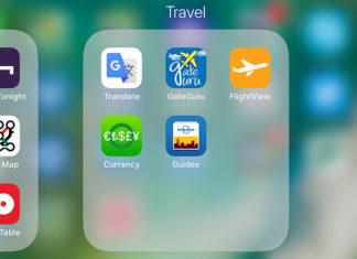 apps de viagem