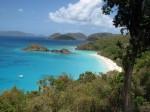 St Thomas e St John – Ilhas Virgens Americanas com a Anathalia