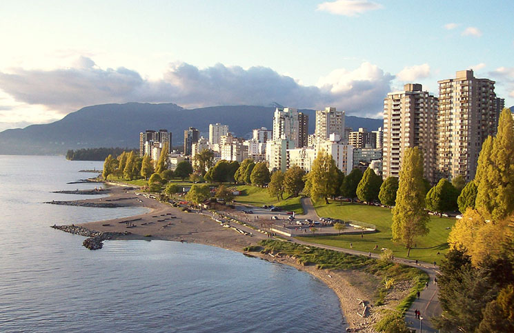 vancouver - foto: wikimedia commons