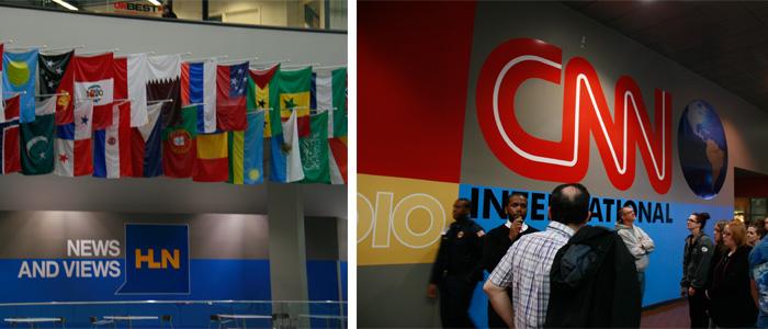 CNN Internacional e HLN
