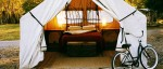 Glamping em Santa Barbara no El Capitan Canyon