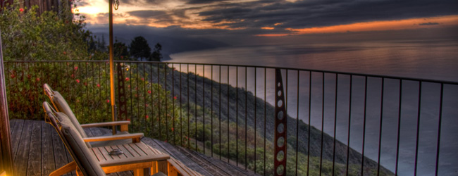 Hotel dos Sonhos para Lua de Mel  – Post Ranch Inn