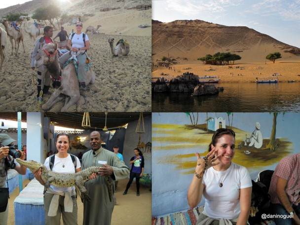 Povoado-Nubio-passeio-de-camelo-vista-do-Nilo-crocodilos-e-tatoo-de-henna