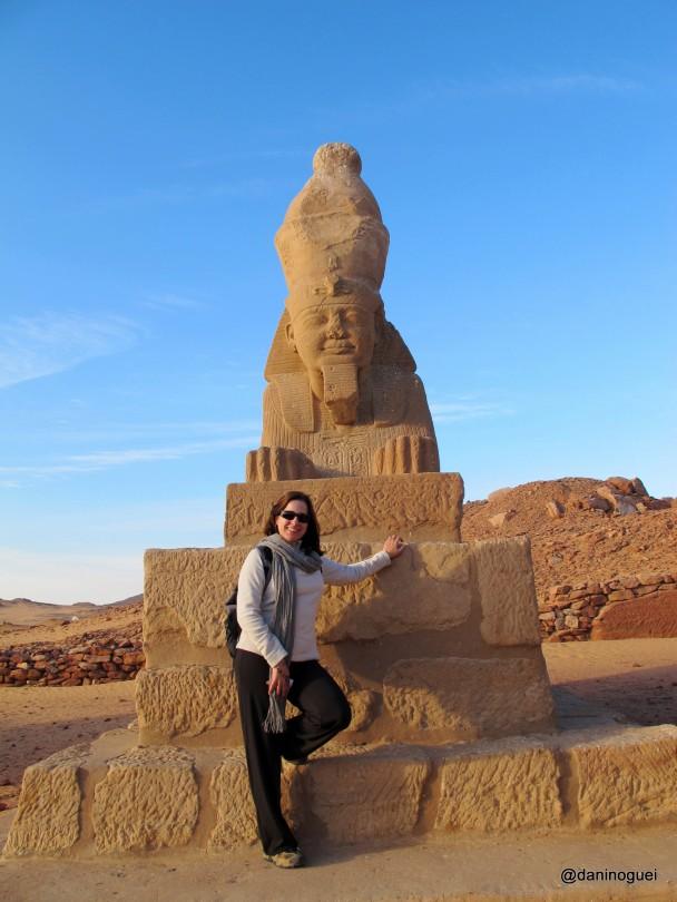 Avenida-de-Esfinges-no-templo-de-Wadi-el-Sebou