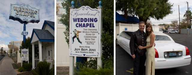 Entrada da Graceland Chapel