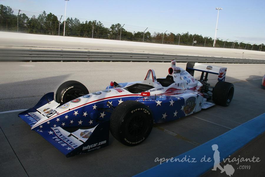 O carro de Indy