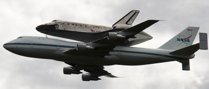 Discovery Onibus Espacial