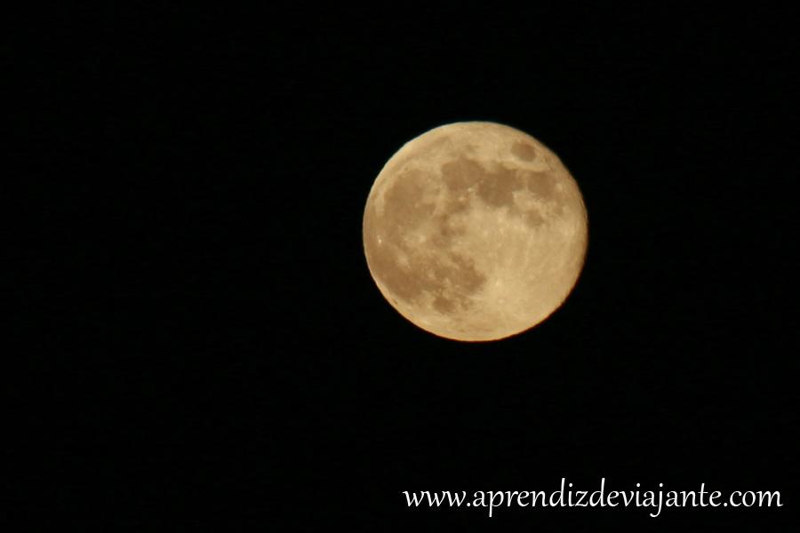 Lua cheia julho ano passado