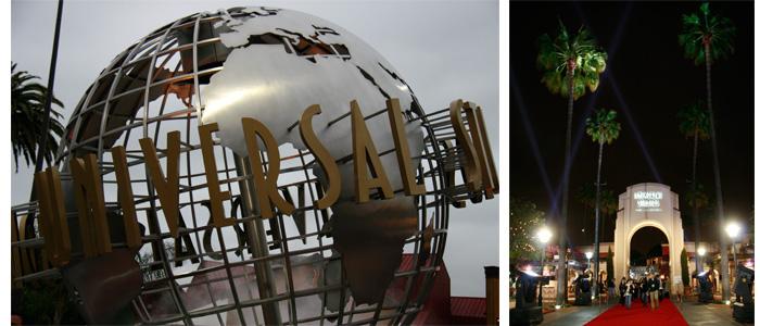 Universal Studios Hollywood Entrada