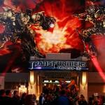 Transformers 3D Ride: Universal Studios Hollywood Inaugura Nova Atração